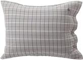 Lexington Company Lexington Authentic Checked Flannel Grey Pillowcase 50x75