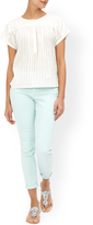 Monsoon Ruthie Cotton Top