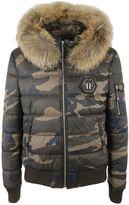 Philipp Plein Camouflage Jacket