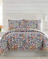Vera Bradley Petite Floral Twin Quilt Bedding