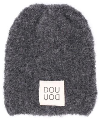 Douuod Kids Knitted Logo Beanie