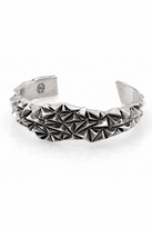 House Of Harlow Rocky Mountain Cuff in Silver