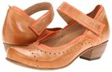 Fidji G815 (Tan/Coral) - Footwear