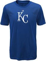 Majestic Kids' Kansas City Royals Geo Strike T-Shirt