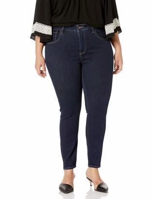 Lucky Brand Women's Plus Size High Rise Emma Legging Jean