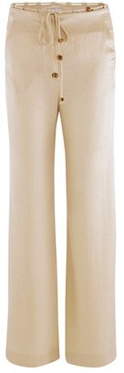 Nanushka Flax trousers