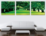 Decorative paintings picture frame/Living room Office decorative painting/ landscape sofa mural