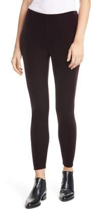 Eileen Fisher Velvet Ankle Leggings