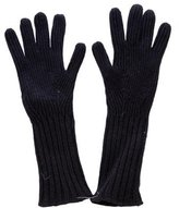 Burberry Cashmere-Blend Knit Gloves w/ Tags