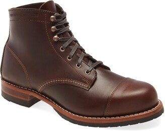 Wolverine World Wide 1000 Mile Cap Toe Boot
