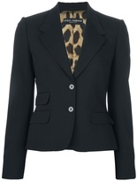 Dolce & Gabbana Double button blazer