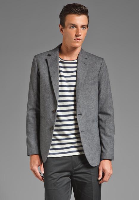 Vanishing Elephant Quincy Classic Suit Jacket
