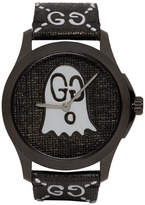 Gucci Black G-Timeless GucciGhost Watch