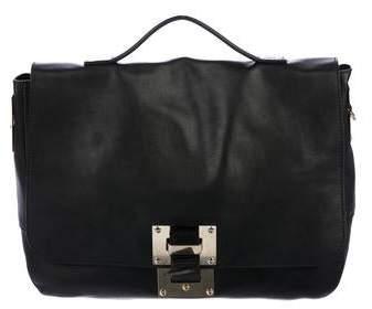 7016ee1e51 Black Smooth Leather Handbags - ShopStyle