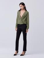 Diane von Furstenberg Marci Silk Top