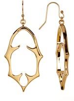 Botkier New Silhouette Open Drop Earrings