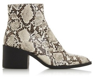 Dorothy Perkins Womens *Head Over Heels By Dune Multi Coloured 'Princess' Ankle Boots