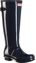 Hunter Women's Back Adjustable Gloss Rain Boot
