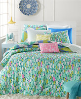 Whim by Martha Stewart Collection Impressions 5-Pc. King Duvet Set
