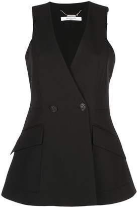 Givenchy sleeveless blazer