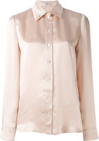 Lanvin silky shirt - women - Acetate - 36