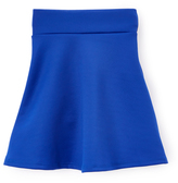 Hybrid Cobalt Blue A-Line Skirt - Toddler & Girls