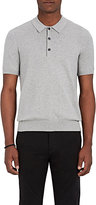 Rag & Bone Men's Mason Cotton-Cashmere Polo Shirt