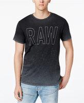 G Star Men's Xard Ombré Graphic-Print T-Shirt