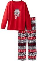 Petit Lem Snow Dog Pajama Set (Toddler & Little Boys)