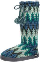 Muk Luks Women's Gloria Blue Slipper