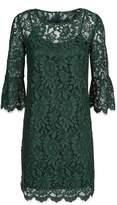 SET Lace Shift Dress, Green, DE 36