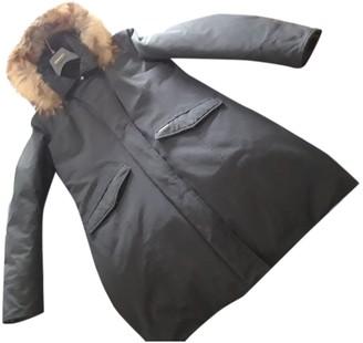 Woolrich Blue Coat for Women