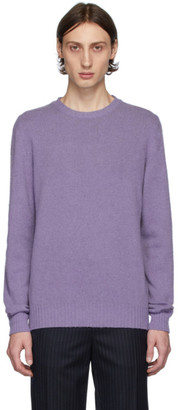 Harmony Purple Emily Oberg Edition Wool Winston Sweater