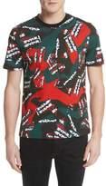 Versus By Versace Camo T-Shirt