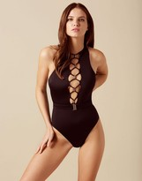 Agent Provocateur Amerie Swimsuit Black