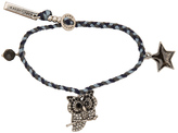 Marc Jacobs Charms Owl Friendship Bracelet