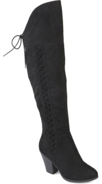 Journee Collection Women's Spritz-p Boot Women's Shoes