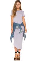 Stateside Short Sleeve Maxi Dress