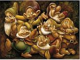 Disney Seven Dwarfs Giclée by Darren Wilson