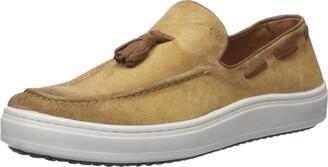 Brothers United Mens Leather Luxury Slip On Tassel Loafer