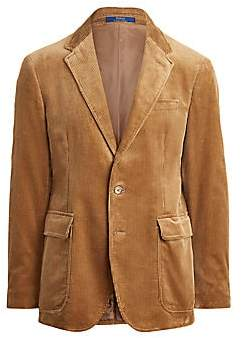 Polo Ralph Lauren Men's Stretch Pima Corduroy Single-Breasted Jacket