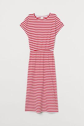 H&M Modal-blend Jersey Dress
