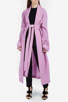 Natasha Zinko Cashmere Robe Coat