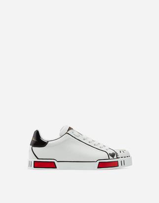 Dolce & Gabbana Limited Edition Portofino Sneakers - Men