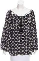 Figue Printed Star Blouse