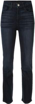3x1 Straight Cropped Jeans