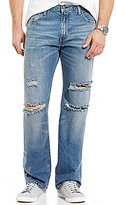Levi's 569 TM Loose Straight-Fit Destructed Jeans