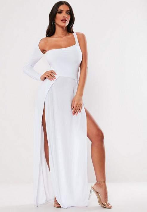 3a0b941d2ecc Missguided One Shoulder Dresses - ShopStyle