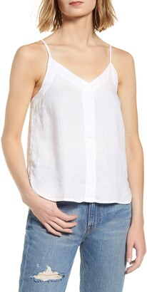 Stateside Linen Camisole