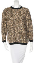 Giambattista Valli Wool & Cashmere-Blend Sweater